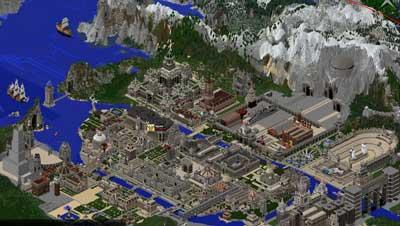 我的世界存档下载|我的世界地图大全_我的世界中文网
