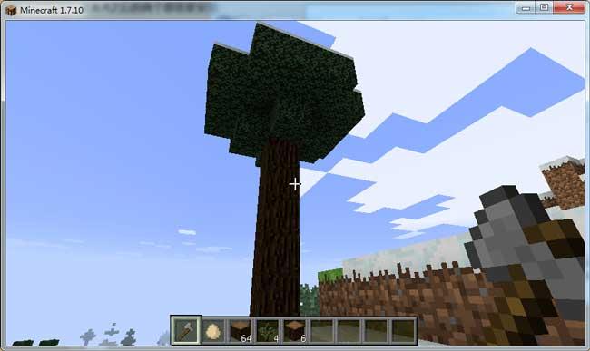 1.7.10砍树MOD