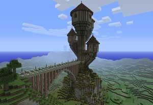 我的世界建筑地图下载|minecraft房子设计图存档下载图片